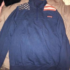 Size small patriotic shep shirt